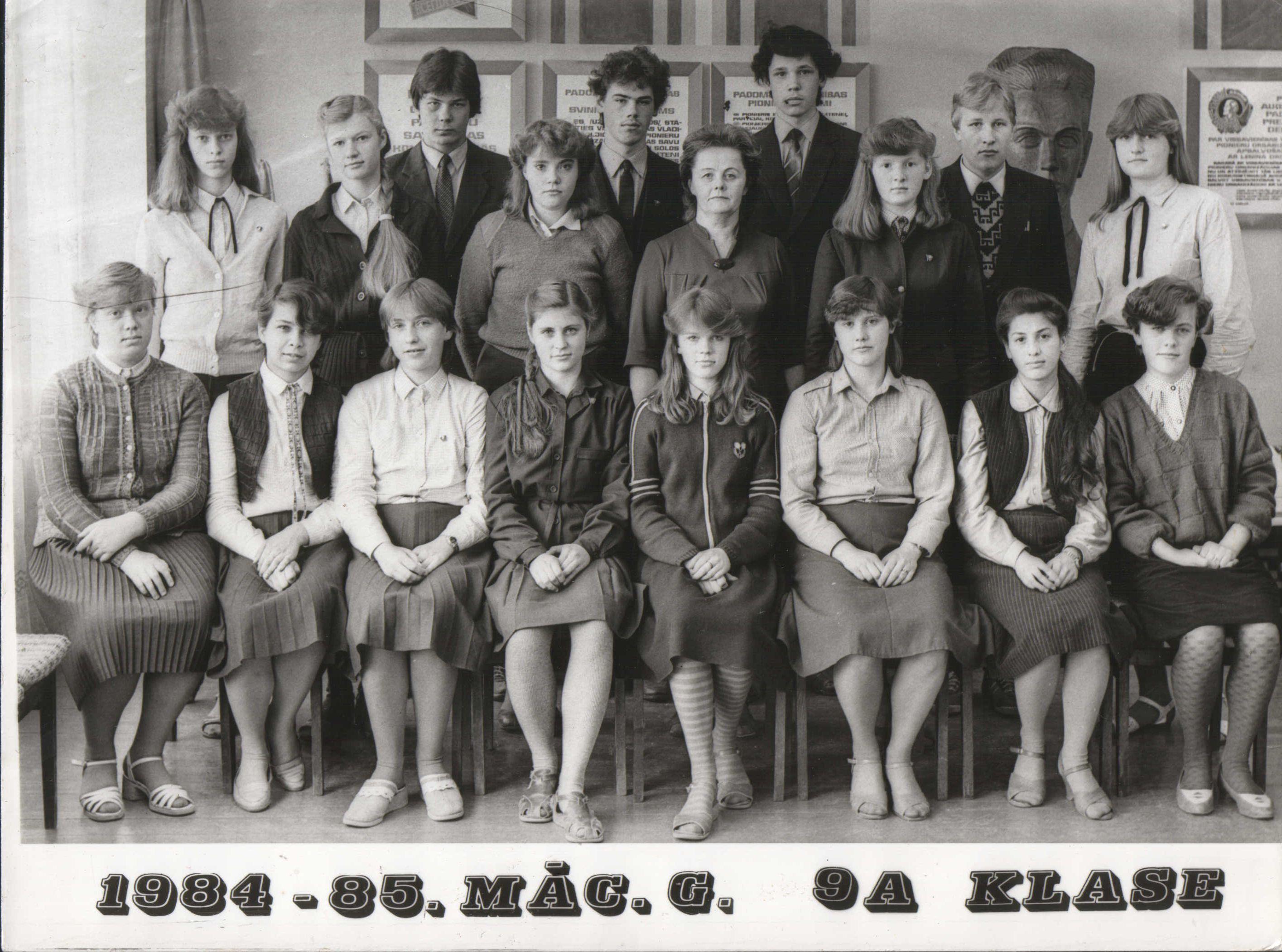 80tie gadi