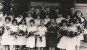 1968.gada absolventi un kl.audz. sk.Grifogele